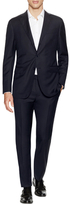 Z Zegna Solid Wool Suit