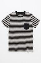 RVCA Mana Striped Pocket T-Shirt