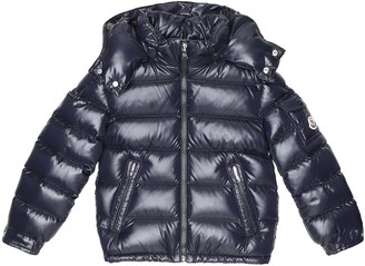 Moncler Enfant Maya hooded down coat