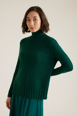 Seed Heritage High Neck Sweater