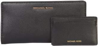 MICHAEL Michael Kors Thin Jet Set Wallet