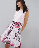 Ted Baker Neon Poppy dress