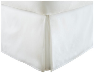 IENJOY HOME Home Collection Ultra-Soft Luxury Bed Skirt Dust Ruffle, King, White