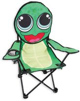 Pacific Play Tents Tadd The Turtle Chair in Green