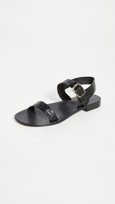 Mansur Gavriel Buckle Sandals