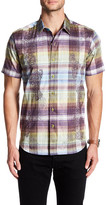 Robert Graham Beatty Classic Fit Short Sleeve Shirt
