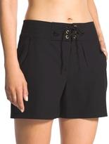 Chico's Boardwalk Swim Cover-Up Shorts