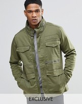 G Star G-Star Field-A Military Jacket Stretch Twill