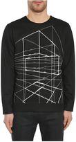 Diesel Black Gold Sal-cube Sweatshirt