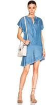 3.1 Phillip Lim Stonewashed Tee Dress