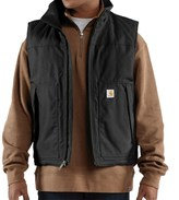 Carhartt Jefferson Quick Duck Vest (For Big and Tall Men)