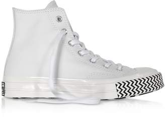 Converse Limited Edition White Chuck 70 Mission-V High Top