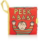 Jellycat Peek A Baby Book
