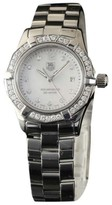 Tag Heuer Aquaracer WAF1416.BA0824 Stainless Steel Diamonds Dial Womens Watch
