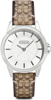 Coach 14501525 Classic signature stainless steel watch