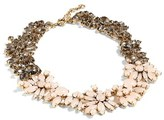 J.Crew Women's Two Tone Floral Necklace