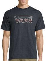 Vans Short-Sleeve Tribe Drop V Tee
