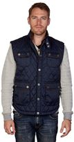 X-Ray Men's XRAY Quilted Vest