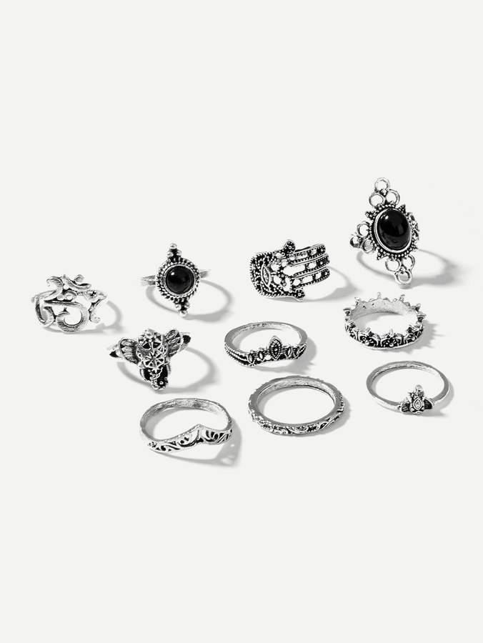 370e618710 Boho Rings - ShopStyle