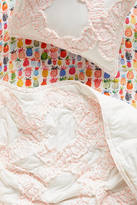 Anthropologie Claremore Toddler Quilt & Playmat