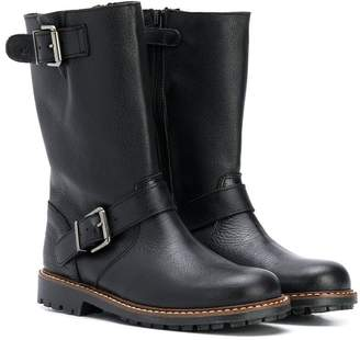 Bonpoint buckled boots