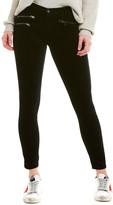 AG Jeans Moto Legging Ankle Black Super Skinny Ankle