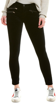 AG Jeans Moto Legging Ankle Black Super Skinny Ankle