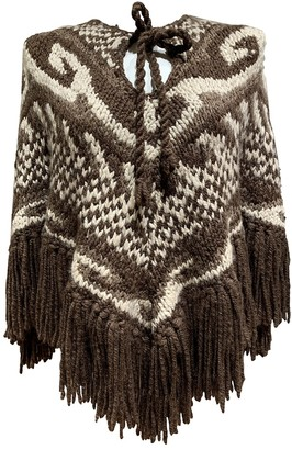 Dolce & Gabbana Brown Wool Jackets