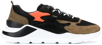 D.A.T.E Fuga Planes sneakers