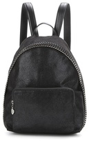 Stella McCartney Falabella Shaggy Deer Small backpack