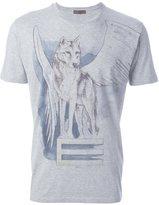 Etro wolf print T-shirt