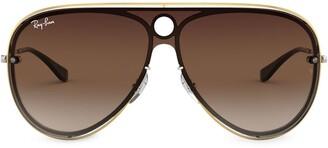 Ray-Ban Aviator-Frame Logo Sunglasses