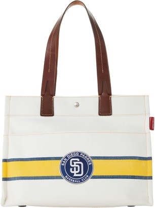 Dooney & Bourke MLB Padres Medium Tote
