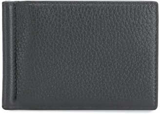 Thom Browne textured finish money clip wallet