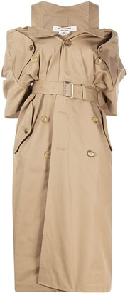 Junya Watanabe Deconstructed Trench Dress