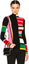 Kenzo Color Block Stripe Sweater