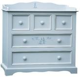 The Well Appointed House Petit Moi Hand Painted Vintage Changer