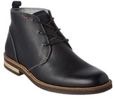 Original Penguin Monty Leather Chukka Boot.