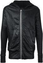RtA zip-up hoodie - men - Cotton - S