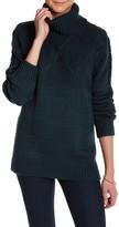 Joe Fresh Knit Mock Turtleneck Sweater