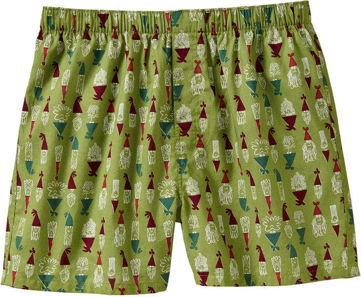 Old Navy Men's Holiday Print Boxers