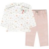 Catimini CatiminiBaby Girls Dragonfly Top & Trousers Set
