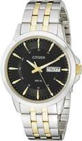 Citizen Men's BF2018-52E Two-Tone Stainless Steel Bracelet Watch