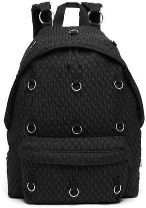 Raf Simons X Eastpak - Ring Embellished Backpack - Womens - Black