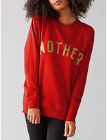 Selfish Mother Mother Crew Neck Sweatshirt