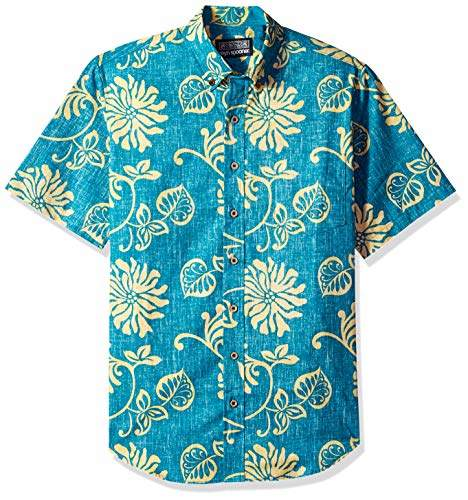 58347e50 Reyn Spooner Blue Men's Shirts - ShopStyle