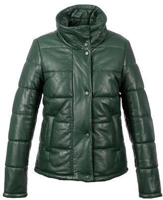 Oakwood Dolly Green Jacket - Medium