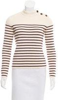 Philosophy di Alberta Ferretti Virgin Wool Striped Sweater w/ Tags