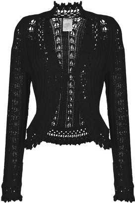 Chanel Pre-Owned 2004 embroidered fitted cardigan
