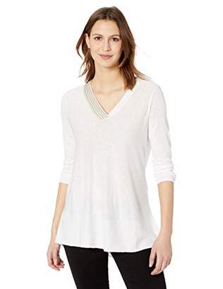 Nic+Zoe Women's Coastal TOP
